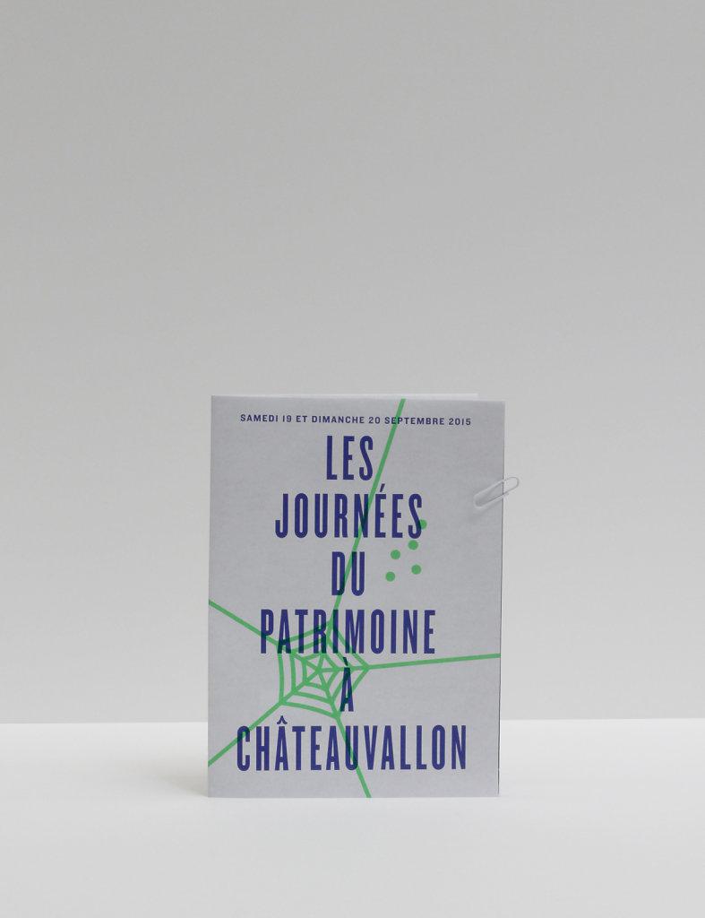 Patrick Lindsay pour le théâtre Châteauvallon — 2015