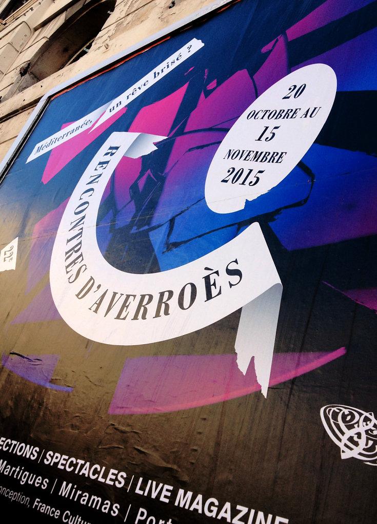 Les rencontres d'Averroès — 2015